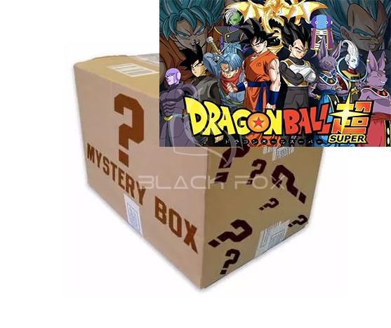 Caixa Misteriosa Tema Dragon Ball Itens Supresa - R  78 10b90b33f609b