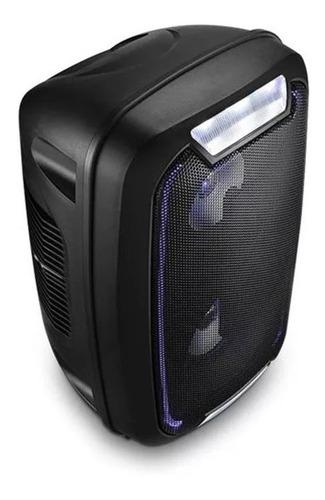 caixa multilaser party speaker double 4p sp336