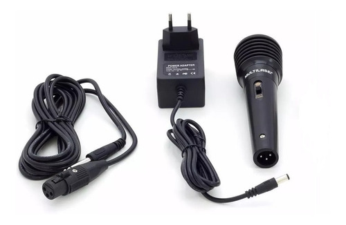 caixa multilaser troley sp220 12v usb + mic + fm + bluethoo