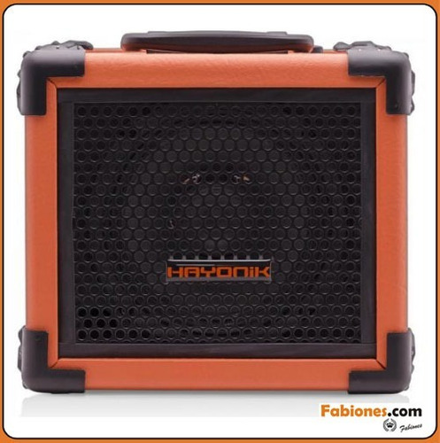 caixa multiuso 20w bluetooth usb sd fm iron 80 laranja ativa