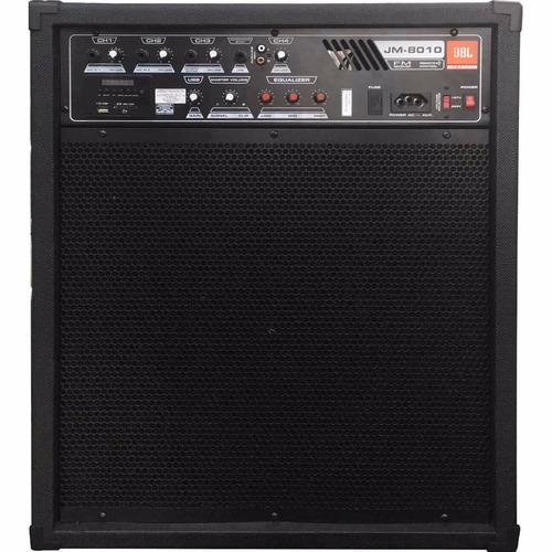 caixa multiuso jbl jm 8010 - maxcomp musical