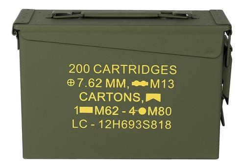 caixa munição armazenagem chumbinho arma resistente a água