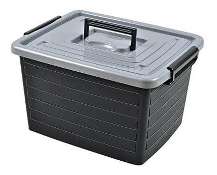 caixa organizador para ferramentas closet roupas com rodas 3