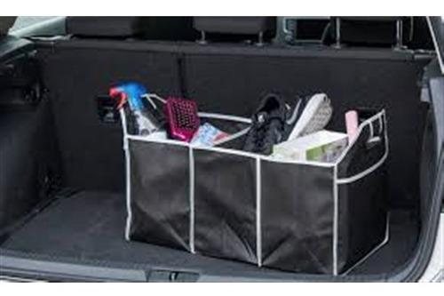 caixa organizador porta mala carro sacola bolsa organizadora