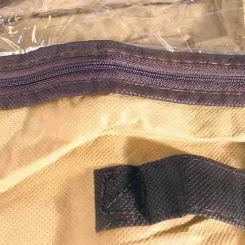 caixa organizadora de guarda roupa organizador de cobertor,
