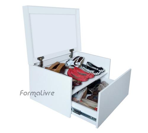 caixa organizadora sapatos