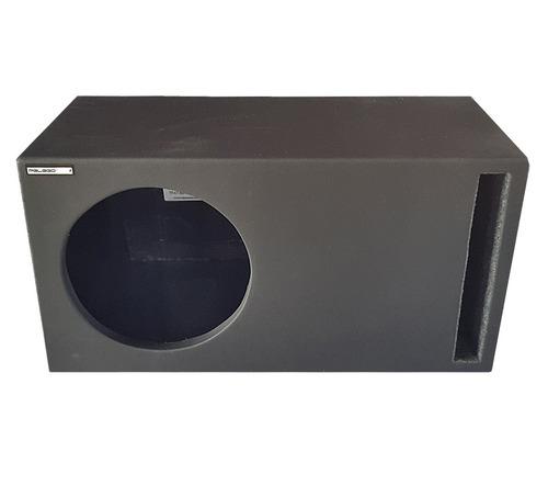 caixa p/ 1 x 12 pioneer graves fortes pelego box 51 litros