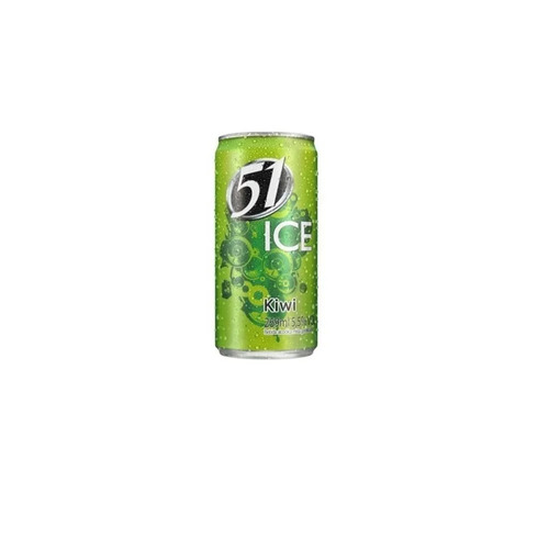 caixa pacote 18 unid 51 ice kiwi lata 269ml atacado
