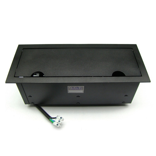 caixa painel multi conexão eletrica mesa de reunião 2hp3r6v
