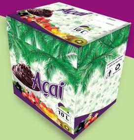 d2f02e06a Acai Caixa 10 Litros Polpa no Mercado Livre Brasil