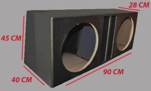 caixa para alto falantes