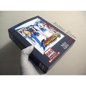 Caixa Para Cartuchos De Neo Geo Mvs