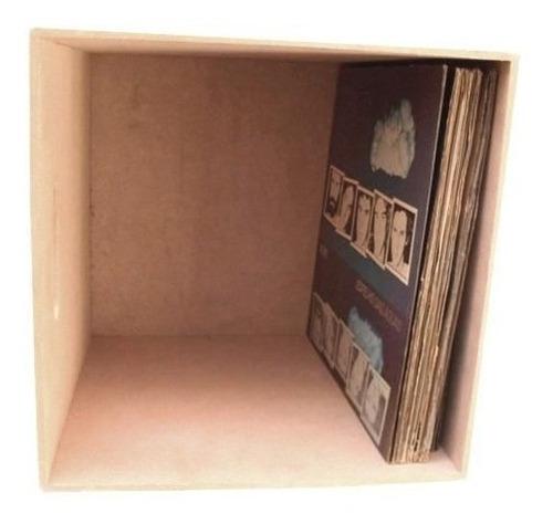 caixa para disco / lp / vinil pague com cartão