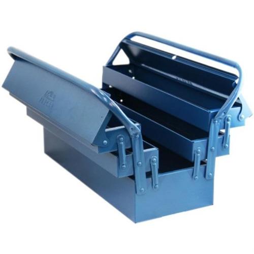 caixa para ferramentas sanfonada 5 gavetas 50 cm fercar