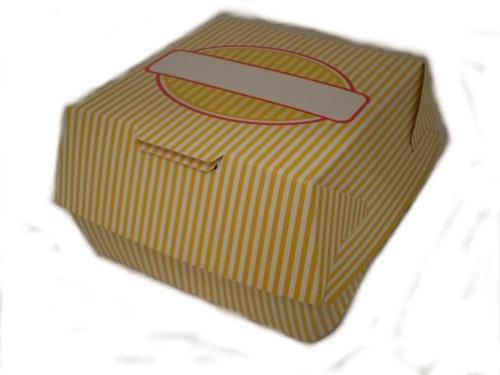 caixa para hamburguer 11x11x7,5- deshopp