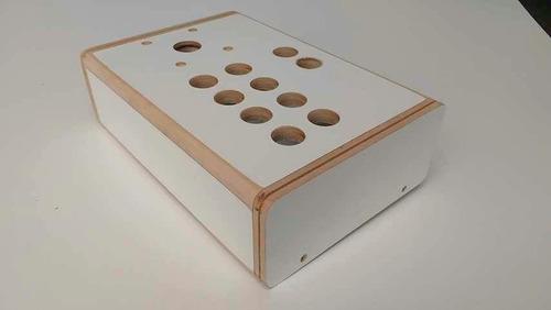 caixa para montar controle arcade pc /n64 / ps3 / ps4 / xbox
