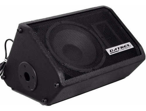 caixa passiva monitor retorno datrel mp 10 200watts palco