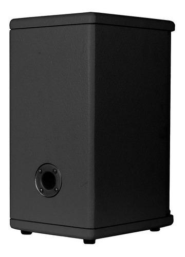 caixa passiva preta somplus 6 pol 150w sp062vias
