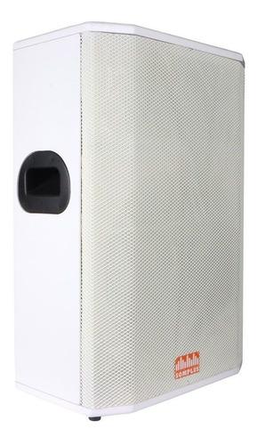 caixa passiva somplus branca 15 polegadas 200w sp152vias