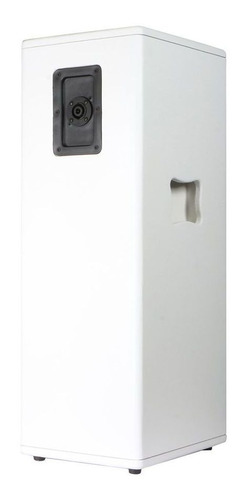 caixa passiva somplus branca 2x10 polegadas 300w sp2102vias