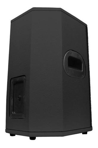 caixa passiva somplus preta 10 polegadas 150w sp102vias