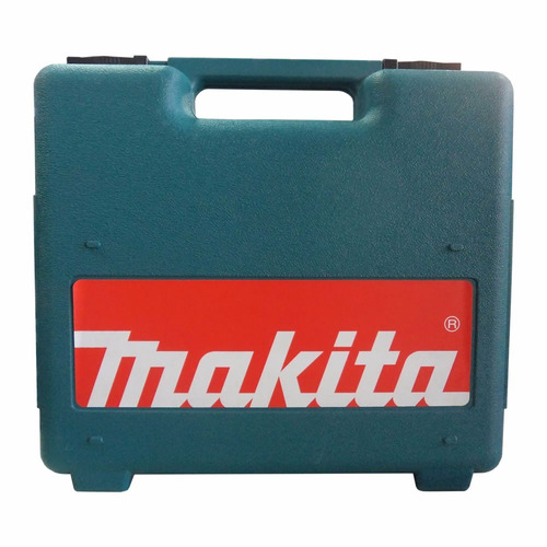 caixa plástica maleta para furadeira 183597-5 - makita
