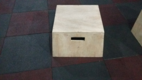 caixa pliometrica crossfit box jump