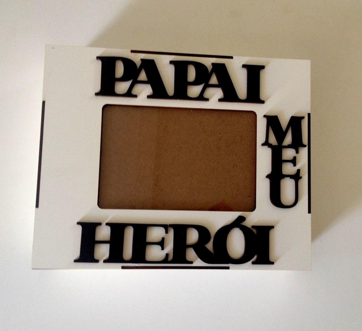 Caixa Porta Retrato Presente Para O Pai Dia Dos Pais R 5000 Em