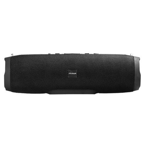 caixa portátil soundboxone 2x2,5 polegadas 36w preto frahm