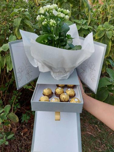 caixa presente dia das mães (apenas caixa)