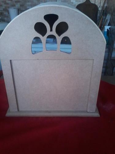 caixa radio capela 32 x 36 x 22  - monte o seu