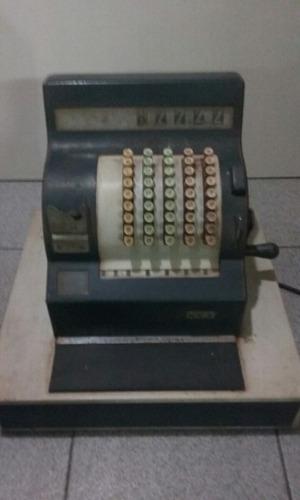 caixa registradora ncr antiga