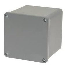 caixa s- 308 100x100x100mm ip 54 steck