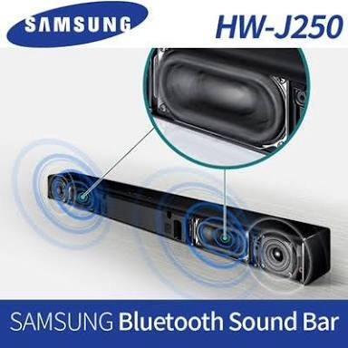 caixa samsung som soundbar tv optico usb blueetooth controle