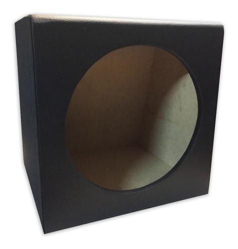 caixa selada 12 polegada