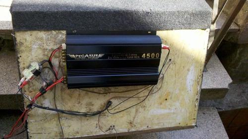 caixa selada com modulo