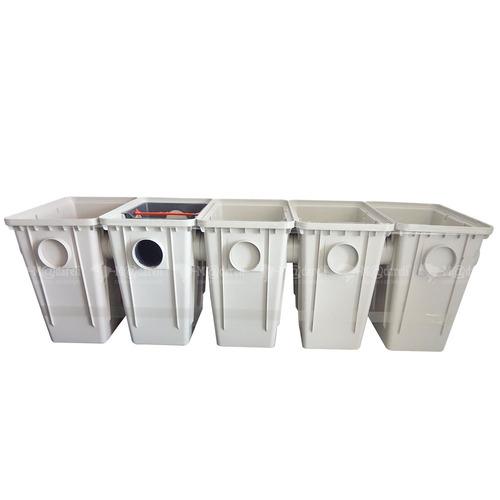 caixa separadora água óleo 2400 lts/hora laudos+art+bomba