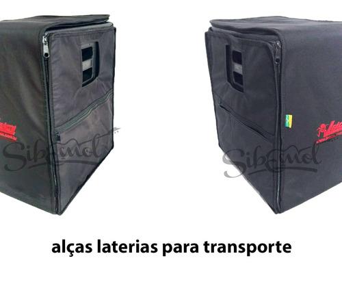 caixa sistema slim leacs system pack ativo 1000w rms
