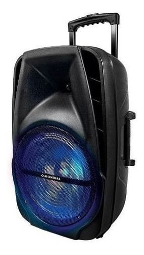 caixa som 400w rms bluetooth amplificada usb fm sd auxiliar