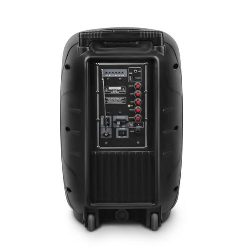 caixa som amplificada 12 pol 150w rms bluetooth sd usb sp259