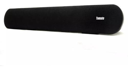 caixa som amplificada bluetooth 80w tv cel música sound bar