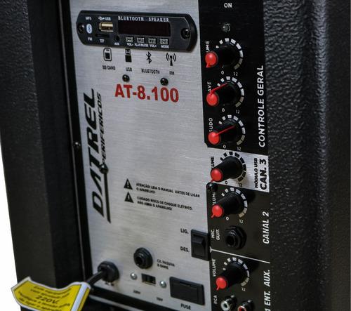 caixa som ativa amplificada palestra violão guitarra microfo
