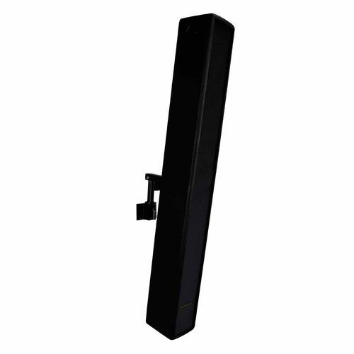 caixa som ativa coluna soundbox vl4.4 200 watts - preta