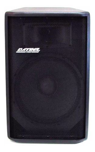 caixa som ativa datrel at15-300 jbl 300w fm/bluetooth/usb/sd