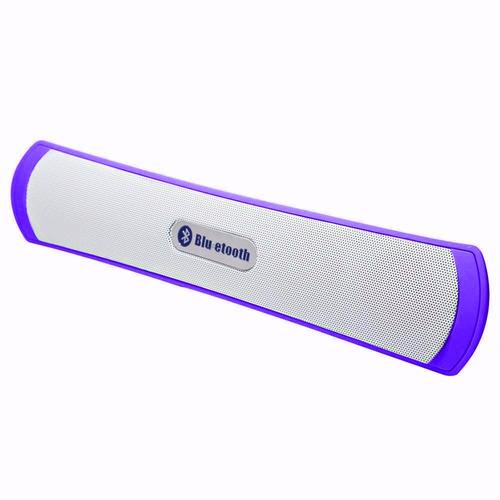 caixa som bluetooth fm sd usb microfone recarregável