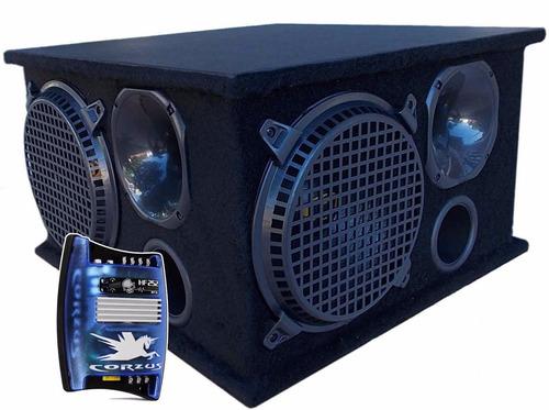 caixa som falantes
