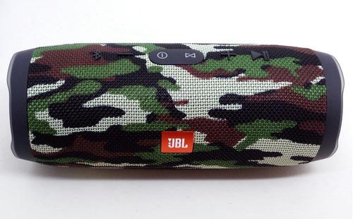 caixa som jbl charge3+ wireless conecta celulares smartphone