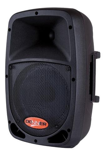 caixa som passiva 80 watts donner dr808 nca