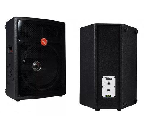 caixa som passiva leacs 15 fit550 150w / com nf