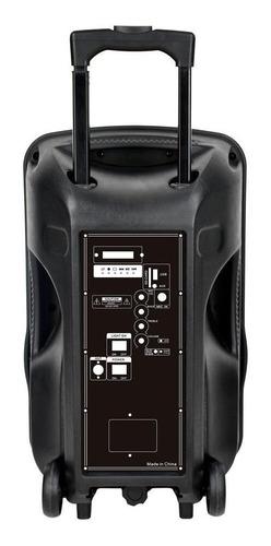 caixa som portátil recarregável amplificada sumay *brinde